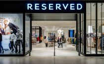 Reserved to open its largest Bulgarian store in City Center Sofia